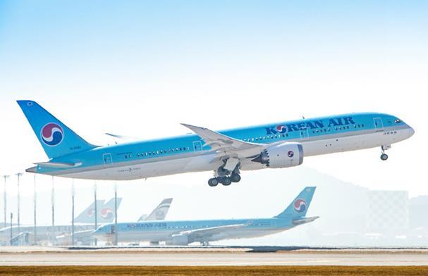 2017年8月2日,北京——韩国旗舰航空公司大韩航空从8月2日起,启用波音